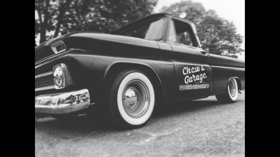Chews Garage & Custom Fabrication Solutions